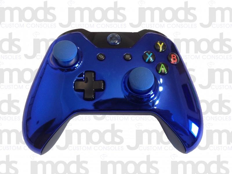 Xbox One Custom Controller (Chrome Blue)
