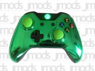 Xbox One Custom Controller (Chrome Green)