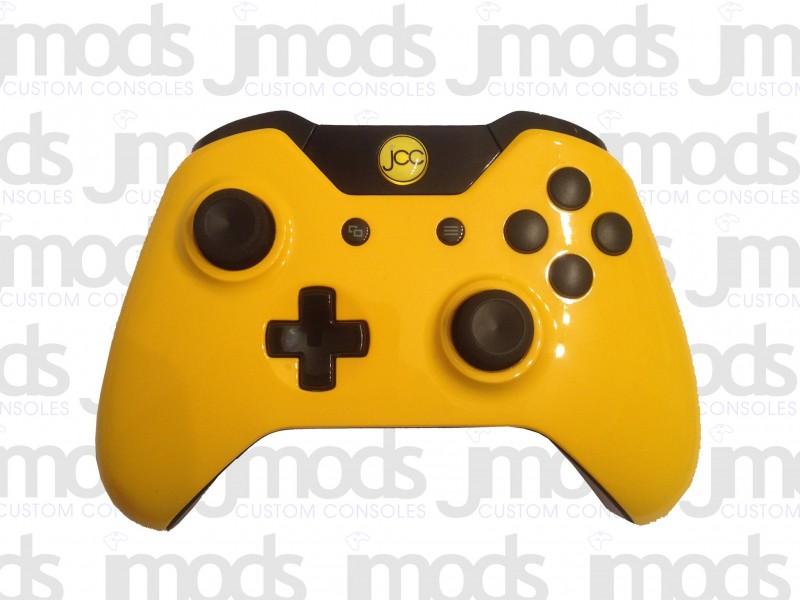 Xbox One Custom Controller (Gloss Yellow)