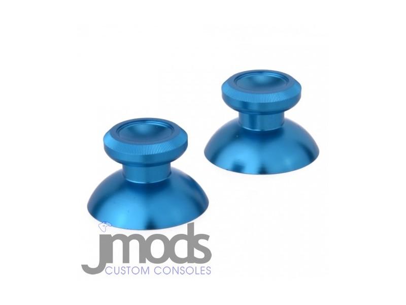 Xbox One 1 Custom Metal Thumbstick Mod Kit (Blue) - Jmods