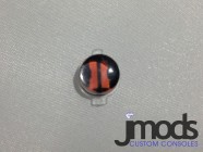 PS3 Custom Home Button (Call of Duty: Black Ops 2 Orange)