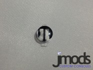PS3 Custom Home Button (Call of Duty: Black Ops 2 White)