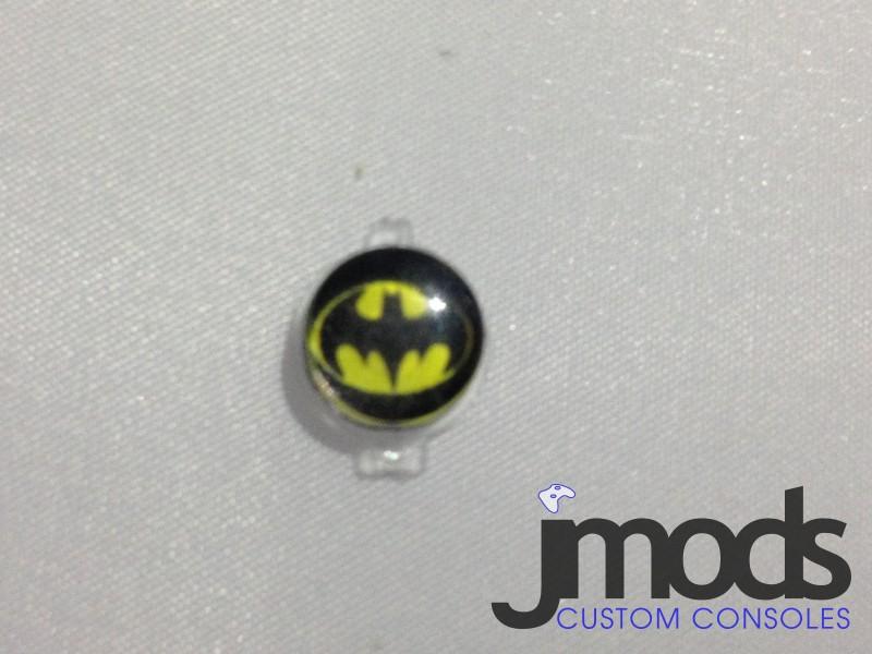 PS3 Custom Home Button (Classic Batman)