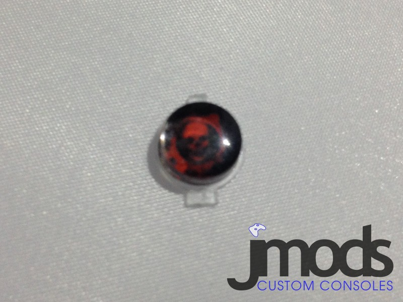 PS3 Custom Home Button (Gears of War GOW)