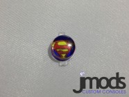 PS3 Custom Home Button (Superman)