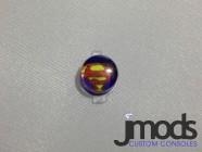 PS3 Custom Home Button (Superman)